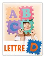 Affiche thematique-poupons-Abecedaire-Lettre D