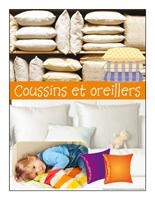 Affiche thématique poupons-Coussins et oreillers