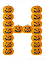 Banderole-Halloween