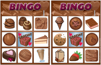 Bingo - Chocolat