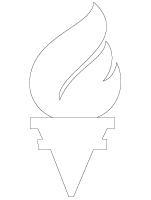 Bricolage-Flambeau olympique