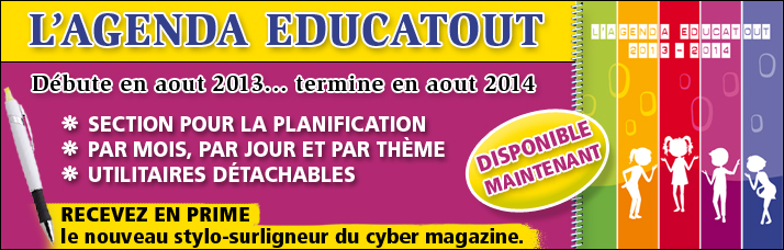 L'agenda educatout
