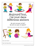 Cahier de suivi-Ateliers printemps-1