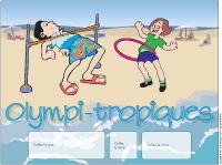 Calendrier perpétuel - Olympi-tropique