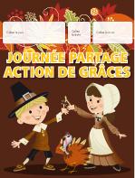 Calendrier perpétuel-Journée partage-Action de grâces