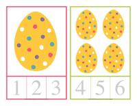 Cartes à compter-Pâques-1