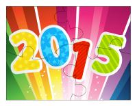Casse-têtes-Jour de l'An 2015