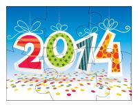 Casse-têtes-jour de l'An 2014