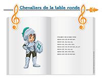 La royaut activit s pour enfants educatout - Chanson les chevaliers de la table ronde ...