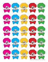 Clowns miniatures