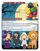 Comptine de Poni-Halloween 2014