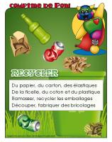 Comptine de Poni-Recycler