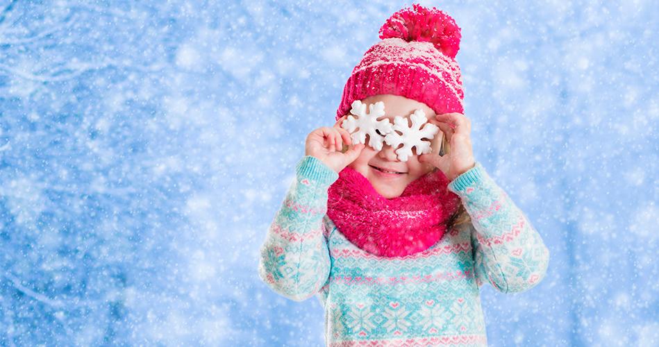 Des activit s pour les enfants sous le th me de l 39 hiver educatout - Dessin de l hiver ...