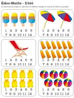 Éduc-Maths - L'été