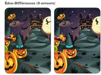 Éduc-différences-Halloween-Dans le noir