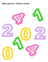 Éduc-paires-Bonne année 2014