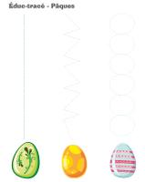 Éduc-tracé - Pâques