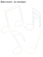 Éduc-tracé-La musique