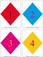 Éduca-chiffres - Les formes