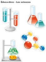 Éduca-déco - Les sciences