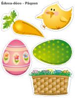 Éduca-déco - Pâques