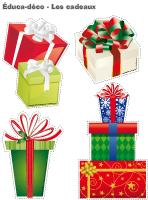 Éduca-déco-Les cadeaux