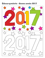 Educa-symetrie-Bonne annee 2017