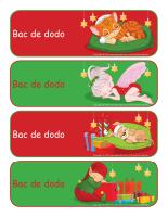 Etiquettes-bacs de dodo-Noel