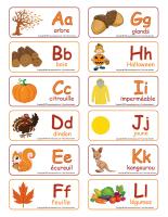 Étiquettes-mots-Abécédaire-l'automne-1
