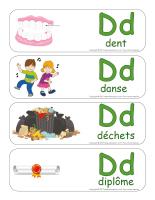 Étiquettes-mots géants-Lettre D-2
