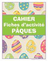 Fiches d'activité-Cahier de Pâques-1