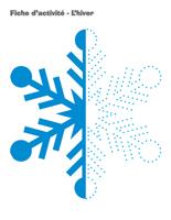 Fiches d'activité-L'hiver