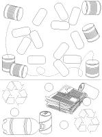 Fiches éduca-nouilles-Le recyclage