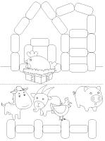 Fiches éduca-nouilles-Les animaux de la ferme