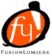 Fusion lumi&egrave;re - Logo