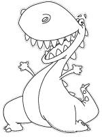 Guirlande - Les dinosaures