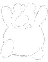 Guirlande - Les ours