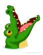 - NOUVEAU - Affiche thématique - Les crocodiles - NOUVEAU ...