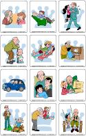 Jeu d'images - La fête des Pères