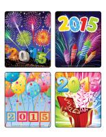 Jeu d'images-Bonne année 2015