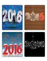 Jeu d'images-Bonne année 2016