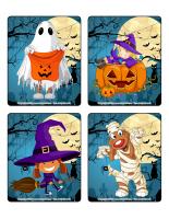 Jeu d'images-Halloween