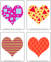 Jeu d 39 images la st valentin - Idee activite saint valentin ...
