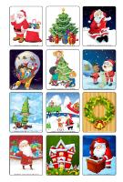 Jeu d'images-Noël 2012