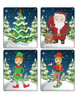 Jeu d'images-Noël 2014