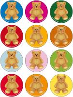 Jeu des places - Les ours