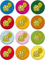 Jeu des places-Les tortues