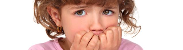 Le stress chez l'enfant en service de garde