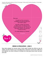 Lettre d amour pour enfant - Lettre saint valentin pour son cheri ...