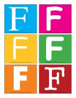 Lettres F en couleurs-1